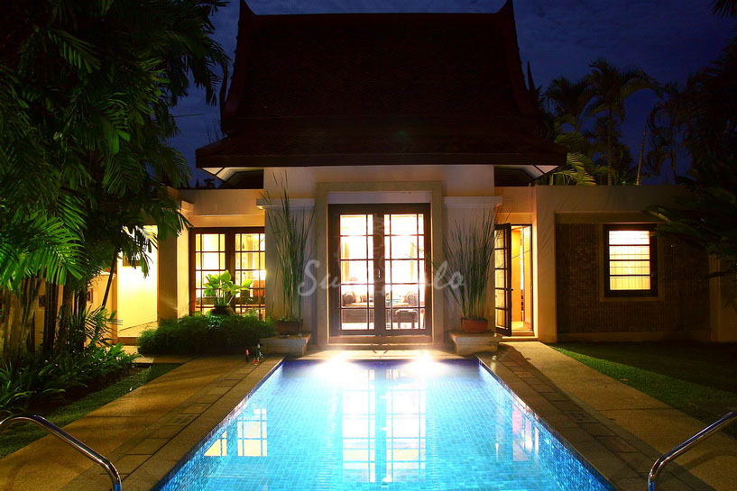 Banyan Tree Phuket Pool Villa Pantip