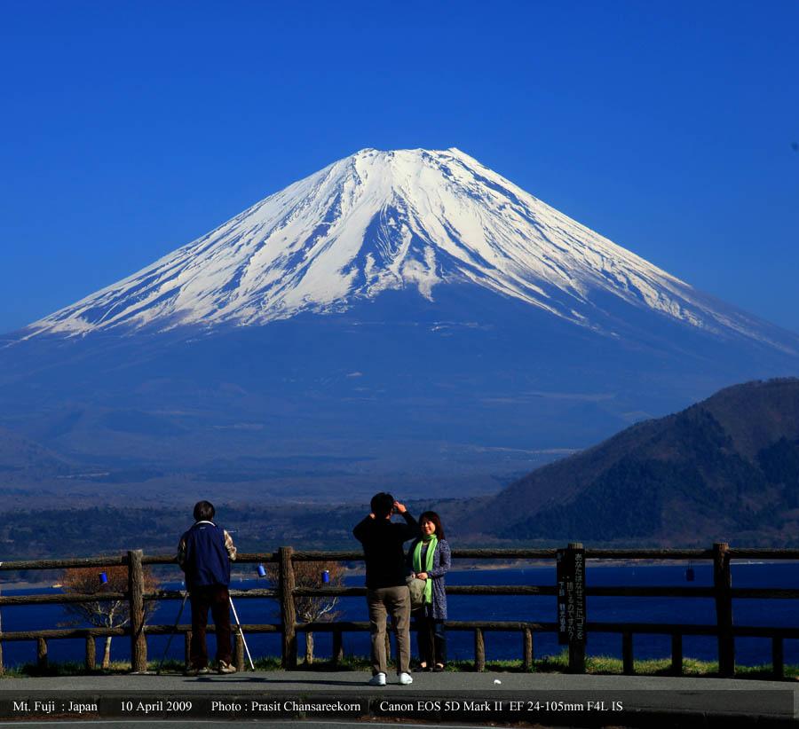 เที่ยวภูเขาไฟฟูจิ