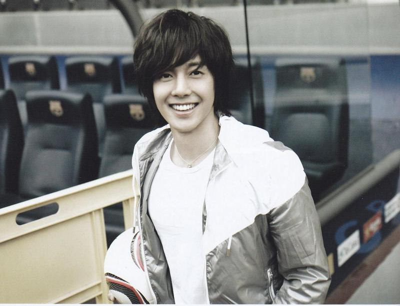 Dating Gummy Kim Hyun Joong Was