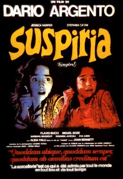ภาพยนตร์ Suspiria