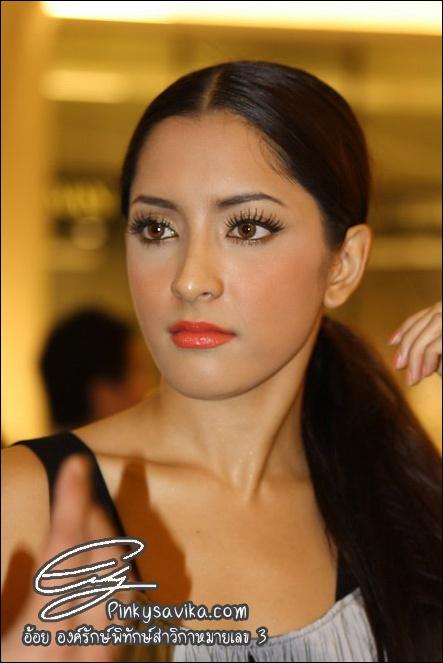 【美图】泰国美女明星pinky
