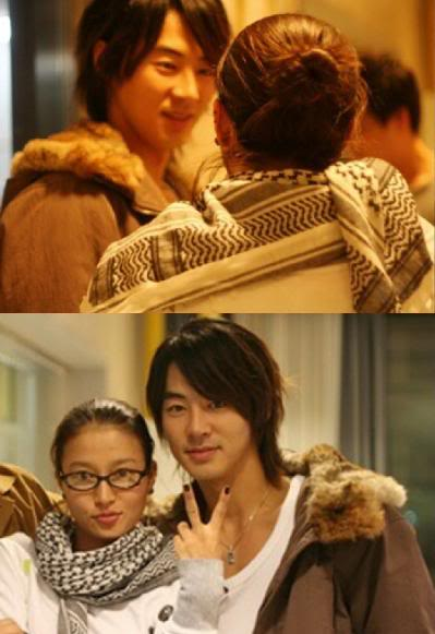 Junjin and shi young dating old 2