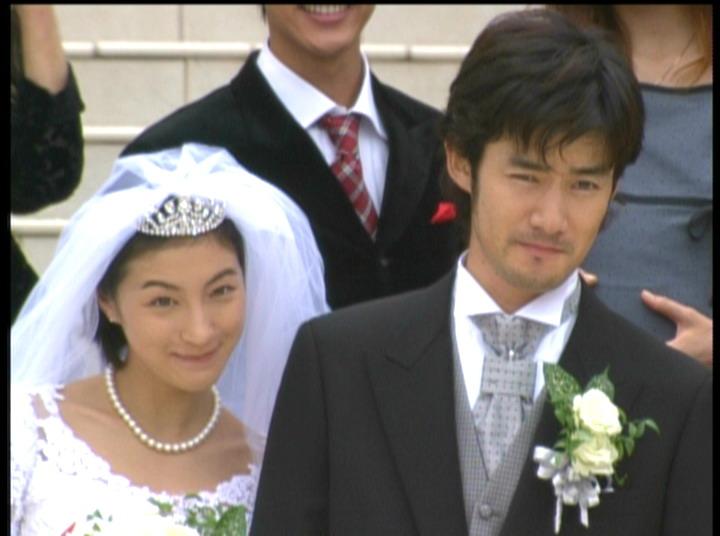 Takenouchi Yutaka is married