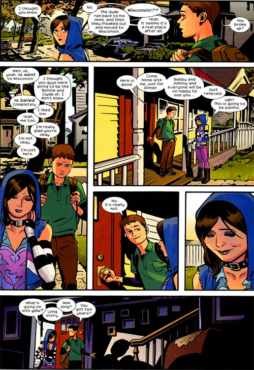 читать 3д комиксы