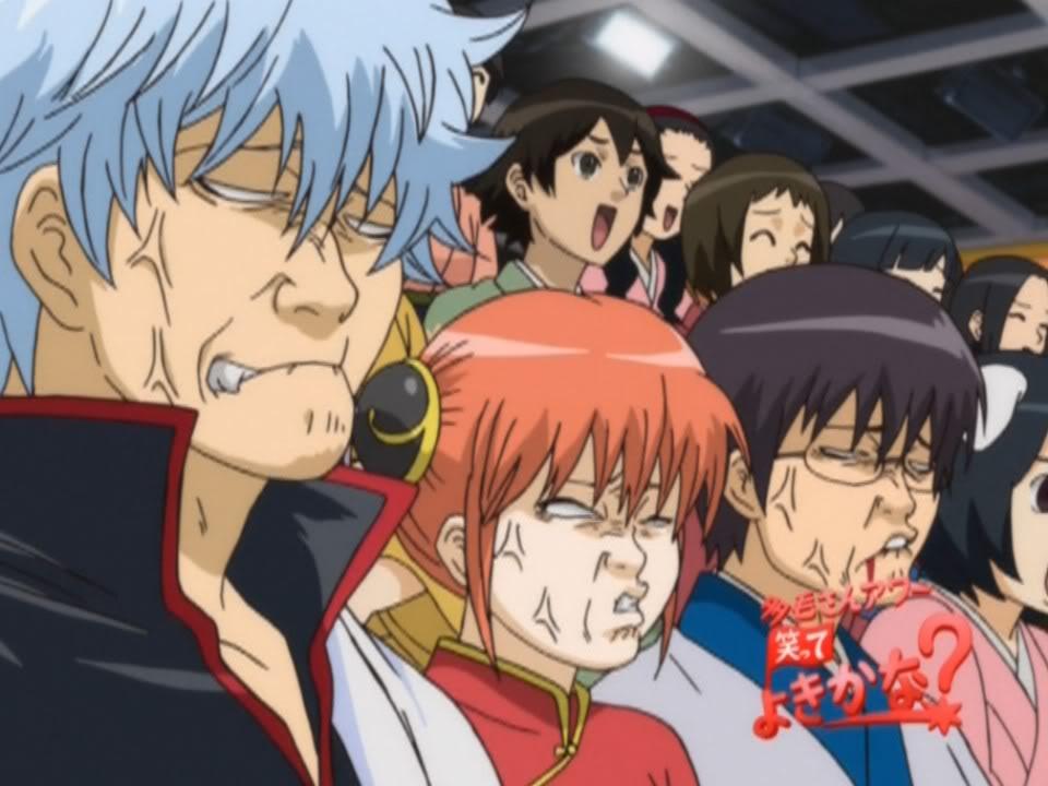 Gintama Funny Pictures httptopicstock pantip