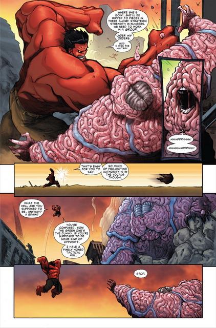 antithesis comics