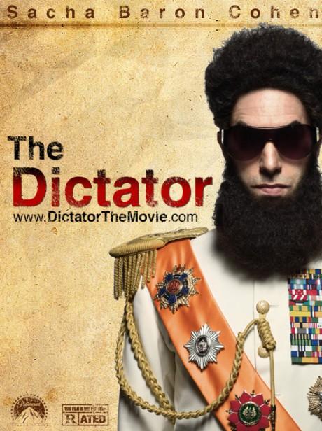 (ตัวอย่างหนังใหม่) (ซับไทย) The Dictator จอมเผด็จการ (ตัวอย่างที่ 2)