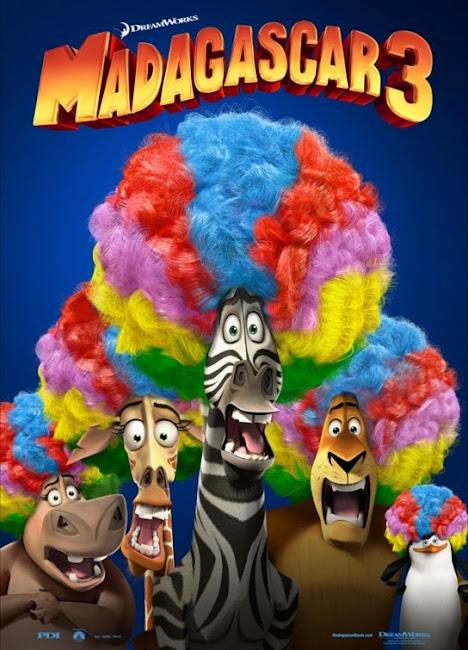 (ตัวอย่างหนังใหม่) (เสียงไทย) Madagascar 3 (มาดากัสการ์ 3 ข้ามป่าไปซ่าส์ยุโรป)