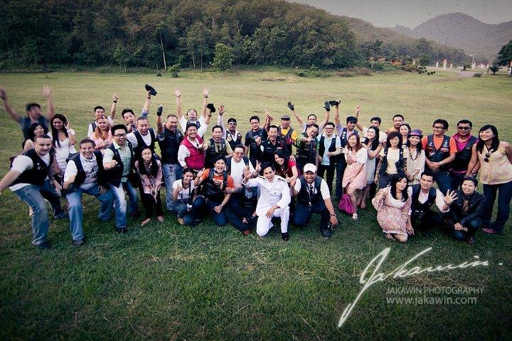 COM : A11994370 ภาพงานแต่งสวยๆ คุณ แอฟ - สงกรานต์จาก Jakawin Photography [ดารา-นักแสดง]
