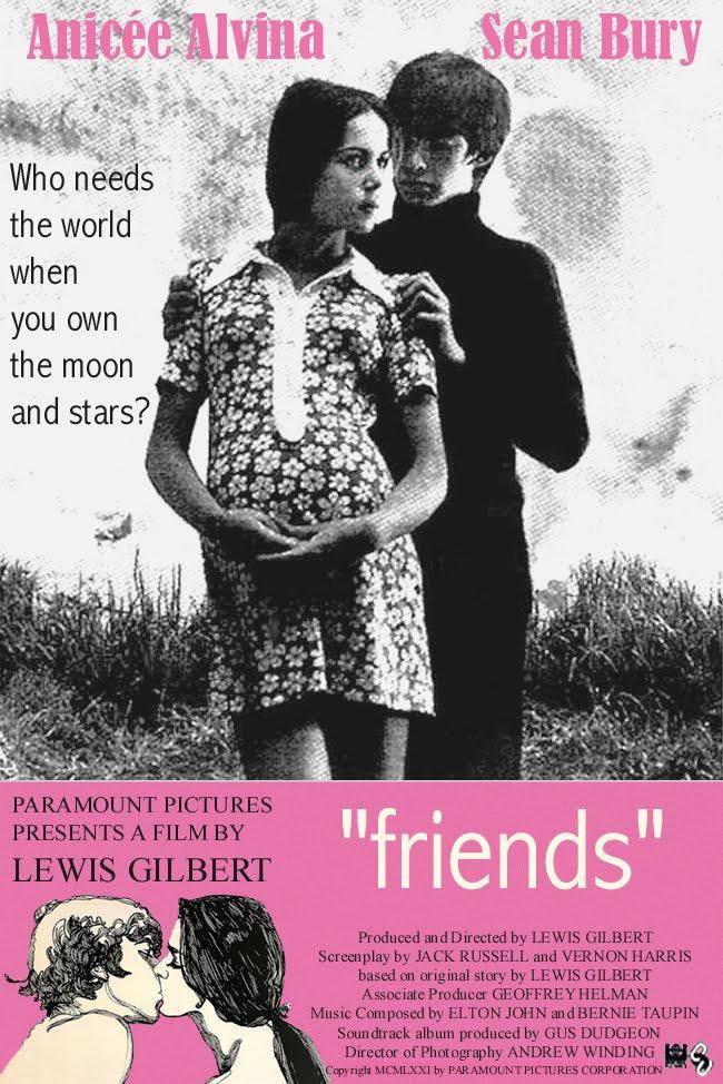 ผลการค้นหารูปภาพสำหรับ friends  poster 1971