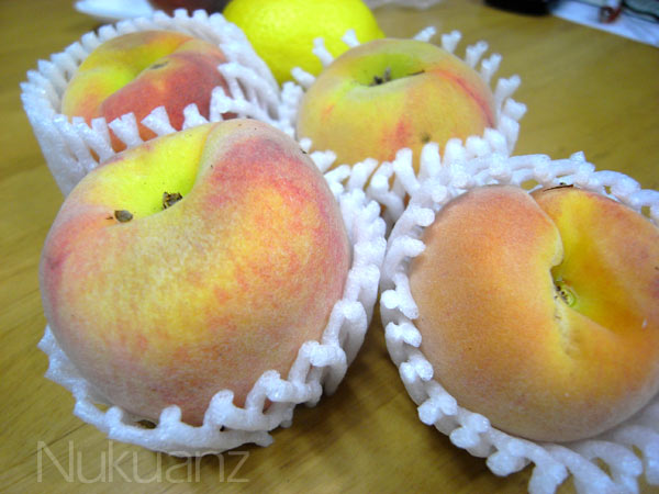 ... Peach mousse & Strawberry Verrines Cake ค่ะ ^_^ [Bakery & Ice