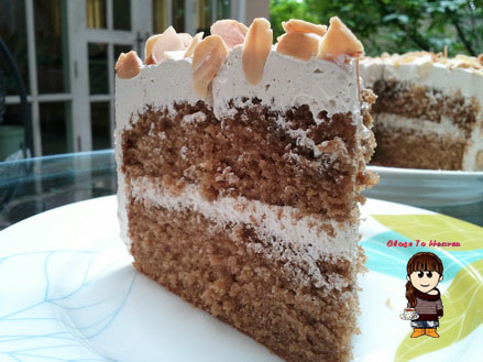 Coffee Butter Cake Pantip