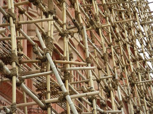 ผลการค้นหารูปภาพสำหรับ ก่อสร้าง ไม้ไผ่
