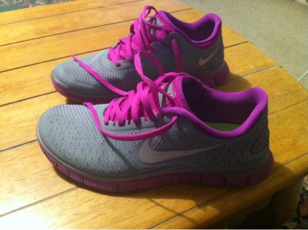 Noir Nike Free Run 5.0 Café Pantip