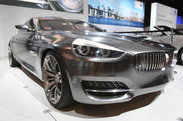 BMW Series 8-Concept