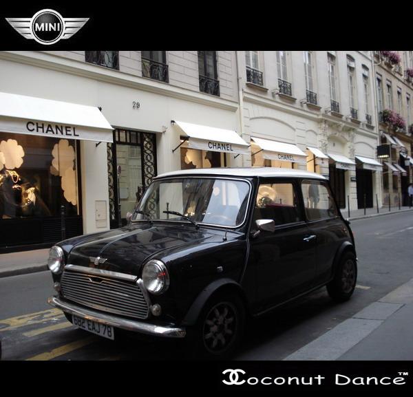 Pantipcom V6544969 Mini Cooper Clubman Car