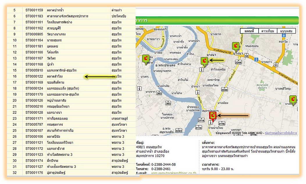 เว็บเช็คเส้นทางรถเมล์ครับ ผมดูแล้ว ...สายรถตู้ที่มีในเว็บไม่เข้าเป้าหมายเท่าไหร่ครับ  http://www.siamtraffic.net/