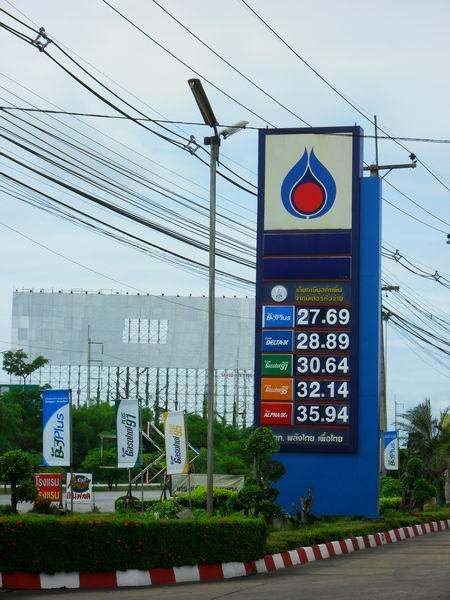 ราคาน้ำมันวันนี้