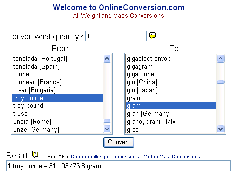 http://www.onlineconversion.com/weight_all.htm