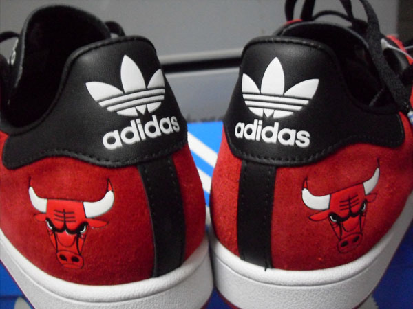 adidas superstar chicago bulls