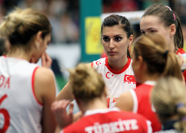 17 neslihan demir turkish volleyball player - 2 4