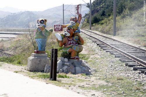 ภาพเล่าเรื่อง ลับแลแห่งเอเชียตะวันออก เกาหลีเหนือ 2