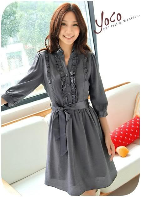 เสื้อผ้าคนอ้วนสไตล์เกาหลี